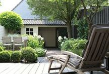 outdoor rooms / by Doug Davis