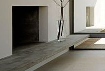 Fireplaces + Mantels