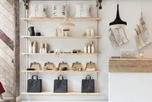 Packaging + Retail + Display / product packaging, display, storefronts, retail interiors