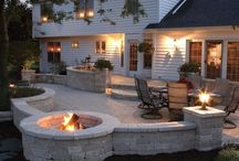 Outdoor spaces  / by Jessica Andress