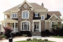 Home Exteriors / by Kate Anthony