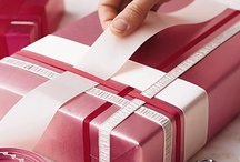 Gift Wrapping / by Kate Anthony