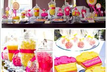 Parrtayy Time / Party Ideas & Useful things to do for a party