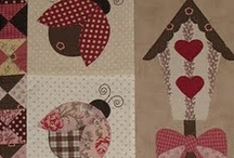 Quilts/sewing tips / by Kathy Arington