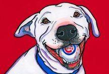 My Artwork~My Life / Pet Portraits, Animal Art, Maggie Weakley, dog, cat, horses
