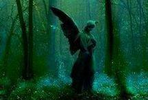 Angels, Fairies, Birds, Wings