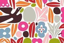 Patterns/Lettering