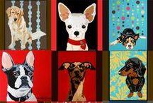 Dogs / by Maggie Weakley
