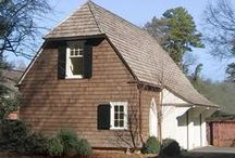 garages & carriage houses / by Doug Davis