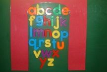 Alphabet Projects and Activities / by Jana Thompson