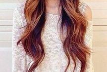 hair / by Chloe Webb