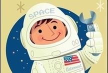 Space Preschool Theme / by Jana Thompson