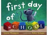 Back to School Preschool Theme / by Jana Thompson