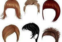Cool Hairstyles / by Michelle Hay