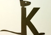 Letter K Activities / by Jana Thompson