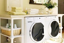 Laundry Room Design / by Kate Anthony