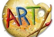 Art Lessons / by *★ Sandra 'Sandi' Rosenberger ★*
