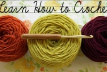crochet, sewing and more....oh my! / by Shannon Lillard Carson