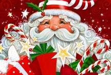 Here Comes Santa Claus / by *★ Sandra 'Sandi' Rosenberger ★*