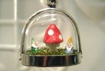 Terrarium Jewelry / by work of whimsy