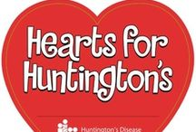 HUNTINGTON'S DISEASE / by Rebecca Munroe