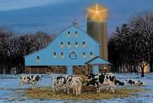 Down on the Farm / by *★ Sandra 'Sandi' Rosenberger ★*