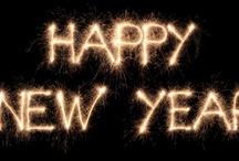 (:Happy New Year:) / by *★ Sandra 'Sandi' Rosenberger ★*