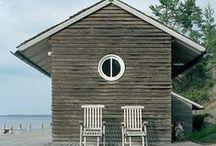 beach houses / by Doug Davis