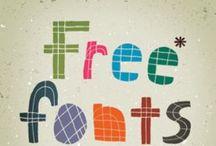 Freebies & Downloads / by tatterededge