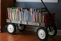 022.4 Book Holders / Must-have bookshelves and bookcases for all of your books / by Mississippi Library Commission