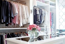 Closet Design / by Kate Anthony