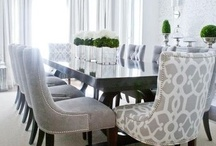 Dining Room Design / by Kate Anthony