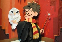 823.914 The Boy Who Lived / Harry Potter, Hermione, Ron, and Hogwarts