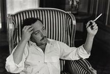 812.52 Williams / Tennessee Williams, Mississippi playwright  / by Mississippi Library Commission