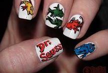 646.727 Manicure Me / Gorgeous bookish nails