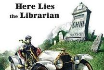 FIC Lib / Fiction about libraries and librarians!