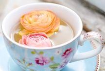 Bebidas - Café ou chá?