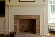 fireplaces / by Doug Davis