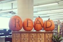 394.2646 Booktober / Hallowe'en and Books- Can't get better than that!
