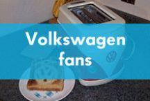 Volkswagen fans / Objetos curiosos de los #VWfans