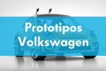 Prototipos Volkswagen / Prototipos de Volkswagen.