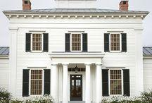 crisp & classic houses / by Doug Davis