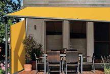 Markisen & Terrassendächer - Leben im Freien / Sonnenschutz auf Freiflächen am Haus, Terrassen und Balkone beschatten #Markilux #Kassettenmarkise #Gelenkarmmarkise #Fenstermarkise #Sonnensegel #Wintergartenmarkise #Unterglasmarkise #Pergolamarkise #Wiesbaden