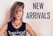 NEW ARRIVALS / T-SHIRTS