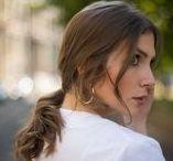 Cabelo / Às vezes é bom variar no penteado ou até mesmo no corte de cabelo, encontre aqui um pouquinho de como uso o meu e inspire-se para cuidar dos seus cabelos.
