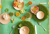 Table Display / by Les Levine