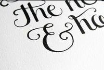 // INKDROP DESIGN // / Graphic Design & Hand Lettering