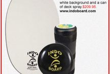 DIY Projects / Paint your own Indo Board http://indoboard.com/original-art-pack and other fun DIY projects.