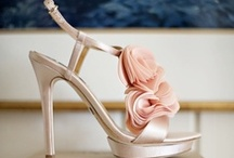 Wedding Shoes / Amazing shoes that will finish off your beautiful bridal look.  / by Pretty Pear Bride® | Plus Size Bridal Magazine