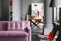 Design Board / Inspiring spaces and ideas in the world of interior design.